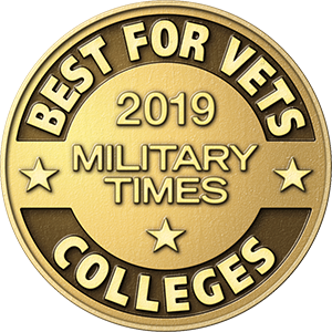 2019 Best for Vets Colleges Award