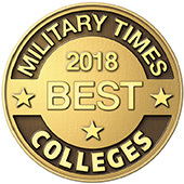 2018 Best for Vets Colleges Award