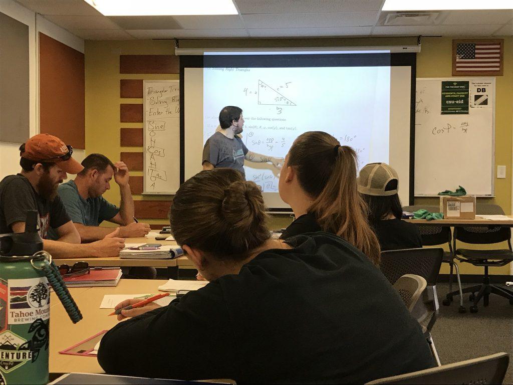 Elevate classroom