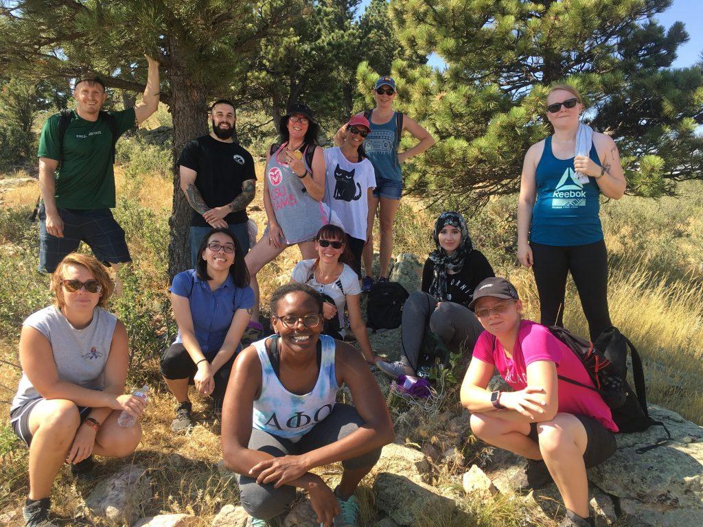 Elevate hike